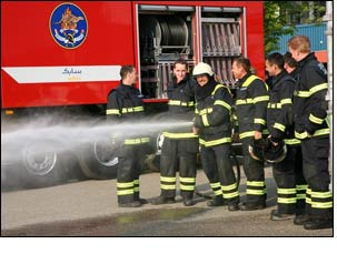 SABIC chooses V-Force protective garments for its firefighters