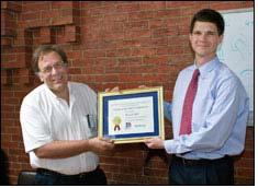 Warwick Mills bags Export Achievement Award