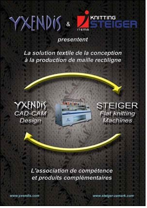 Yxendis & Steiger partner to provide customer solutions