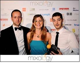 burmatex triumphs at mixology 08!