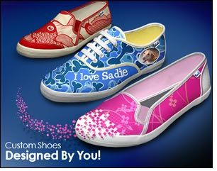 Zazzle's custom shoe offering debuts with strong response