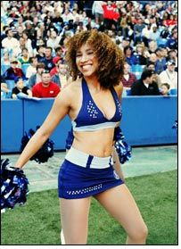 VATA Brasil is official outfitter for Argos cheerleaders