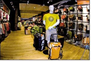 VAUDE Pilot Store to sell Packs 'n Bags line