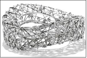 Hearts on Fire introduces Architectural jewelry collection