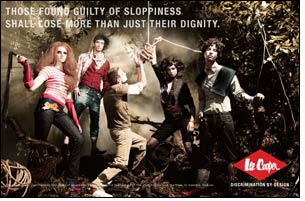 Lee Cooper launches Centenary Campaign