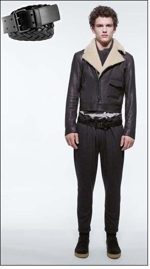 David Lynch inspires Givenchy to create men's collection