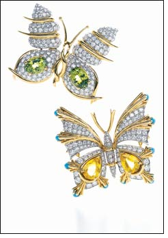 Celebrity designer Jean creates exquisite jewellery for Tiffany