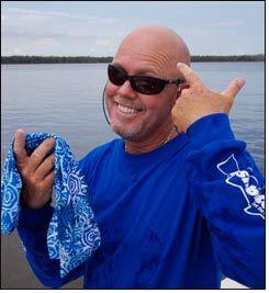 Original Buff Headwear endorses Captain Rick Murphy