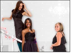 Little Black 'Dress-Up' just in time for holiday season