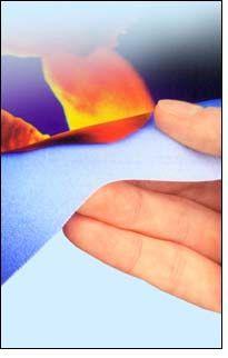 Neschen's revolutionary DyeSub textile print media