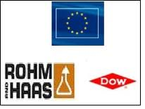 Dow-Rohm & Haas deal gets approval nod from EC