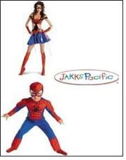 JAKKS to market costumes for Disguise's Marvel & other characters