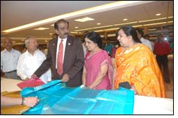 Bangalore gets new-format of Nalli Next