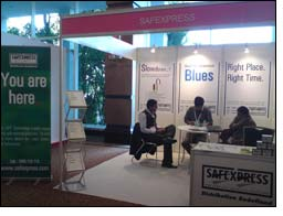 Safexpress partners with Images for 'India Fashion Forum 2009'
