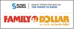 Family Dollar achieves success with SAS Merchandise Tool