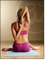 lucy Harmony Yoga Collection features Cool Cotton