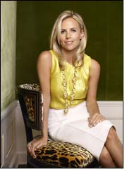 Luxtottica inks deal with Tory Burch lifestyle brand