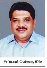 Mr Yousuf, Chairman, BJSA
