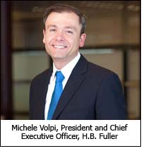 Michele Volpi, President and Chief Executive Officer, H.B. Fuller