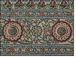 Sotheby's to sell the Pearl Carpet of Baroda