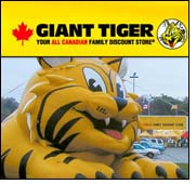Giant Tiger to celebrate grand opening of 2nd store in Scarborough