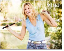 LIJA unveils three dynamic golf & sportswear collections for fall