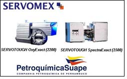 Servomex supplies PTA analyser system to PetroquímicaSuape