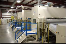 NSC provides Excelle line to Nonwoven Solutions