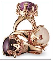 Sissi - a splendid range of jewels