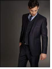 Tonic suit in trends