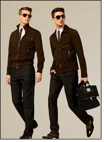 Dolce & Gabbana S/S reflects relaxed lifestyle of modern man