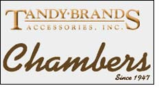 Tandy buys certain manufacturing assets from Chambers Belt