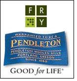 Pendleton Woolen Mills engages Fry for web design