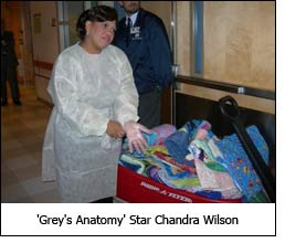 'Grey's Anatomy' Star Chandra Wilson