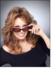 Foster Grant new ads featuring Raquel Welch