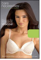Bare Necessities launches new catalogue for Wacoal bras