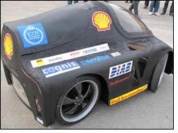 KTH team uses Tribest & hemp fibers to make Eco Cars