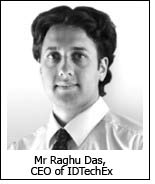Mr Raghu Das, CEO of IDTechEx