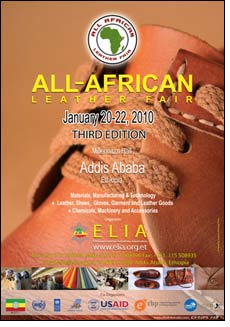 All-African Leather Fair to be held in Jan 2010