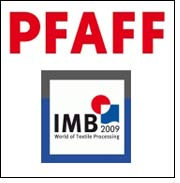 PFAFF wins over the professional world at the IMB