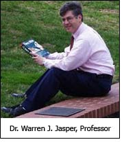 Dr. Warren J. Jasper, Professor