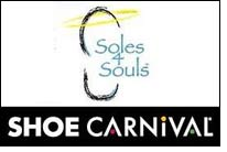 Shoe Carnival joins forces with Soles4Souls again