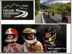 Dainese & AGV launch Italian Legendary Tour Contest