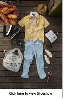 Keep cool with the relaxed Dockers Carefree Shirts