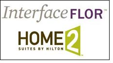 Home2 Suites by Hilton to use InterfaceFLOR products