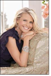 Celebrate life's little moments with Christie Brinkley's CeleBrate
