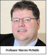 Professor Warren McNabb