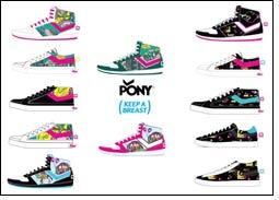 Pepa Prieto & PONY create colorful 'Check Your Self' line