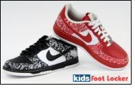Refresh your back to school memories with Kids Foot Locker