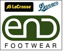 LaCrosse discontinues END Footwear as a standalone brand